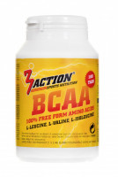 3Action BCAA - 100 tabs