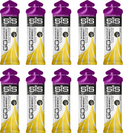 SiS GO Gel Blackcurrent - 10 x 60 ml