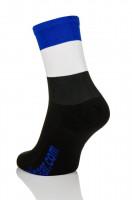 3x Winaar Blues - Zwart/Wit/Blauw