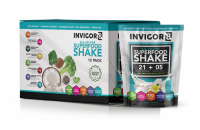 INVIGOR8 Superfood shake - 12 x 43 gram