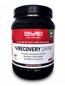 BYE! All-In-One Recovery Drink - 750 gram