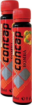 Concap Bomba - 25 ml - 5 + 1 gratis