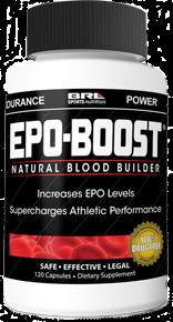 BRL Epo-Boost - 1 x 120 capsules