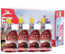 fitRABBIT - bio sport drink - 20 x 85 ml