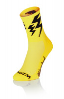 Lightning Socks - Classic Geel