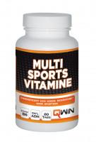Qwin Multi Sports Vitamine - 60 tabs