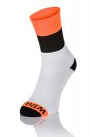 3x Winaar Orange - Wit/Zwart Met Fluo Oranje Accent
