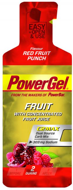 Powerbar Fruit Gel - 1 x 40 gram