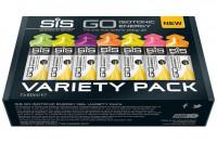 SIS GO Gel Variety Pack - 7 x 60 ml