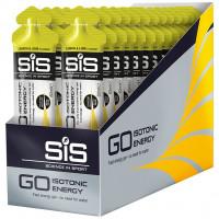 Actie SiS GO Gel - Lemon/Lime - 30 x 60 ml (THT 28-2-2021)
