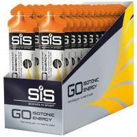Actie SiS GO Gel - Orange - 30 x 60 ml (THT 28-2-2021)