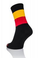 3x Winaar Belgium - Zwart/Geel/Rood