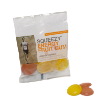 Squeezy Energy Fruit Gum - 1 x 50 gram