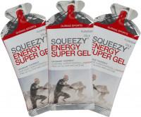 Proefpakket Squeezy Energy Super Gel met 8 energiegels