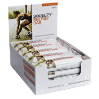 Squeezy Energy Bar - 20 x 50 gram