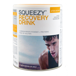 Squeezy Recovery Drink - 400 gram