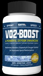 BRL VO2-Boost - 120 capsules