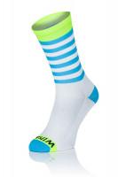 3x Winaar WBF stripes - Blauw/Wit