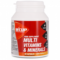 WCUP Multivitamine - 60 tabletten