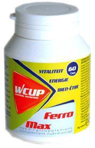 WCUP Ferro Max - 60 capsules